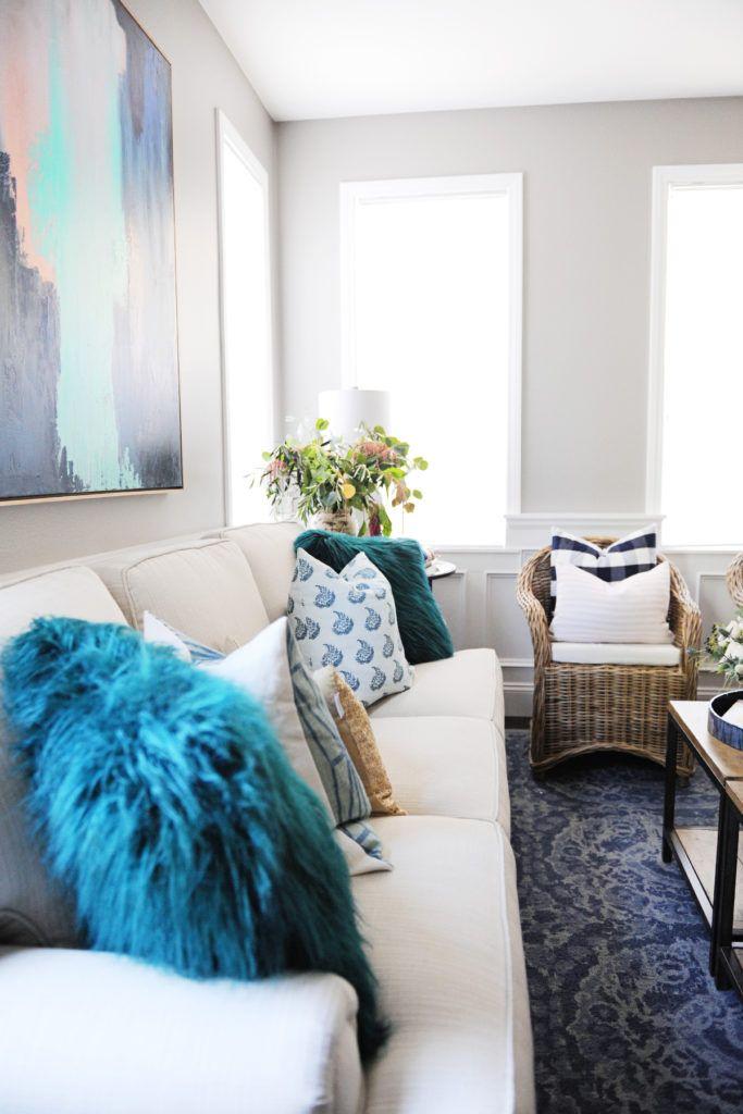 Our Christmas Home - Christmas Home Decor Inspiration Shoot Pink - christmas home decor