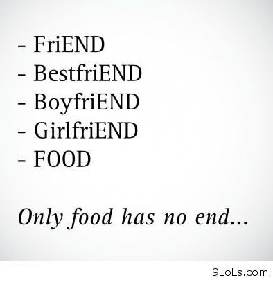 21 Funny Quotes for Anyone Who Loves Food –