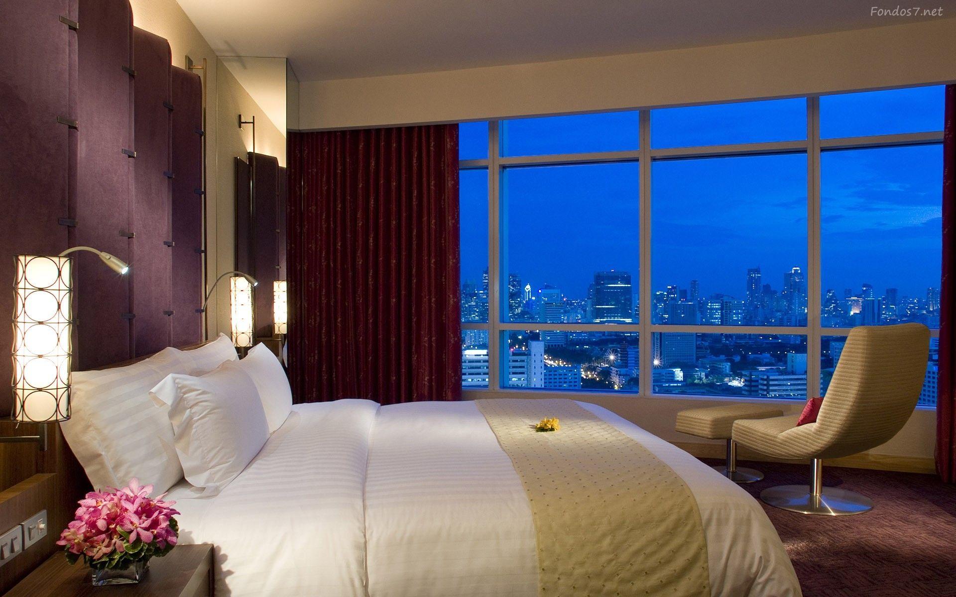 Habitaciones lujosas dormitorios habitaciones modernas for Habitaciones matrimoniales modernas