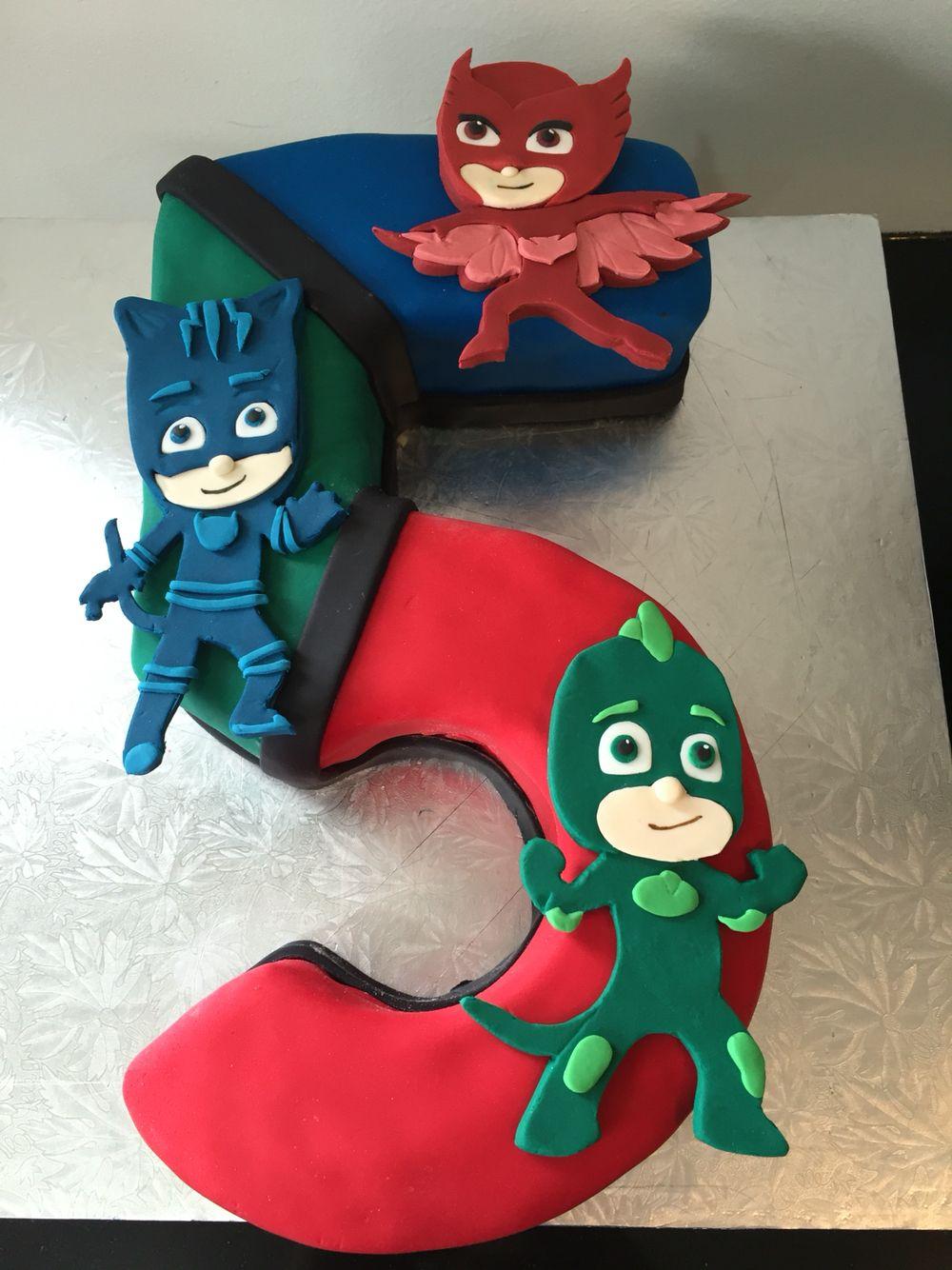 Pj masks cake pjmasks pj masks birthday cake pj masks