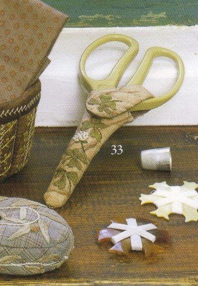 71a0fa08d606 Olló · Vászontáska · Ágytakarók · Applique Scissor case pic | Flickr - Love  the idea Varróprojektek, Hímzőöltések, Horgolt Szívek
