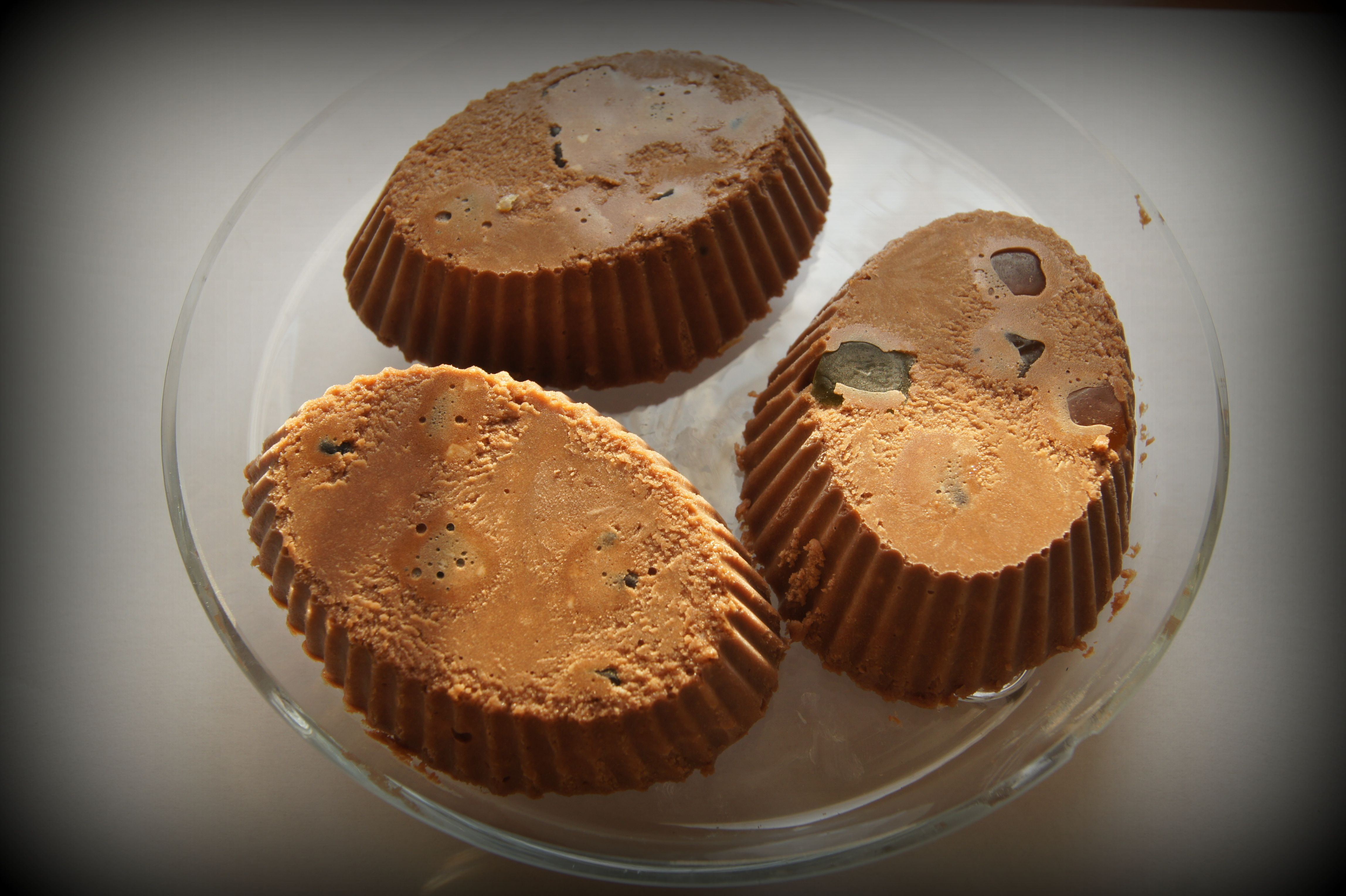 Dietetyczna Czekolada Domowej Roboty Słodka Rozpusta Bez