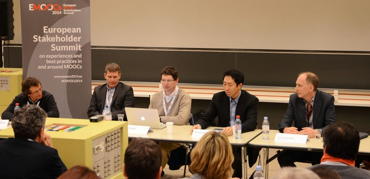 Is there a business model for MOOCs? Report from #emoocs2014
