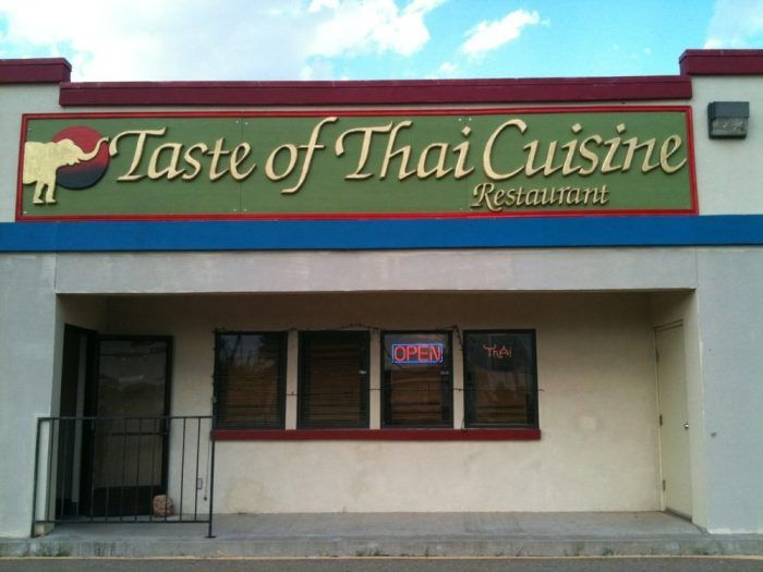 14 More Mom Pop Restaurants In New Mexico That Serve Home Cooked Meals To Die Pops Restaurant Thai Cuisine New Mexico