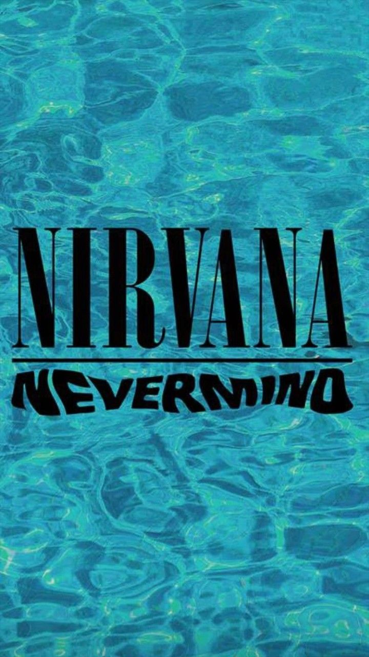 Wallpaper Nirvana Nevermind Nirvana Wallpaper Nirvana Poster Nirvana