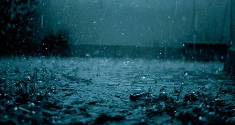 Milímetros de chuvas dos últimos 3 meses no Pajeú (Foto:Reprodução)