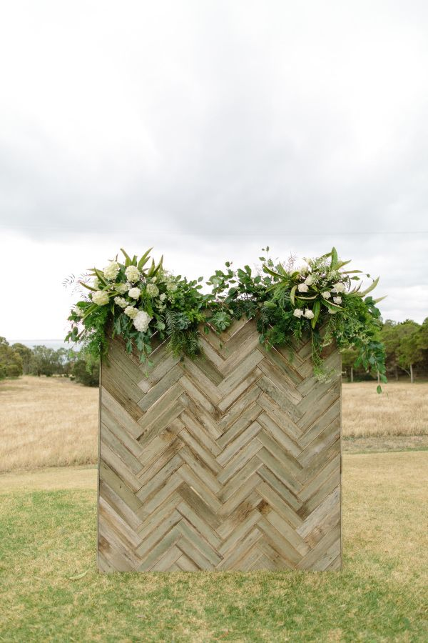 Proof A Winery Wedding Doesn T Have To Be Rustic
