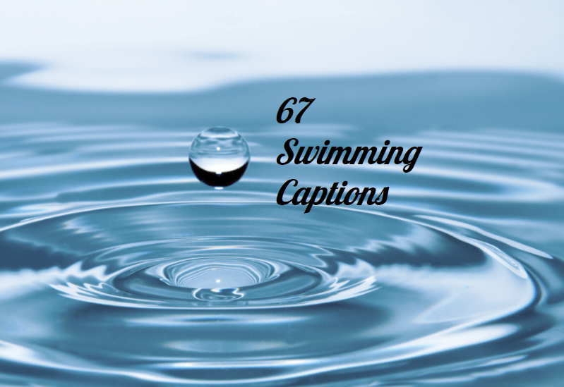 90 Instagram Picture Captions For Your Swimming Pool Adventures