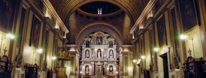 Iglesia de la Compañía de Jesús, Córdoba, Argentina