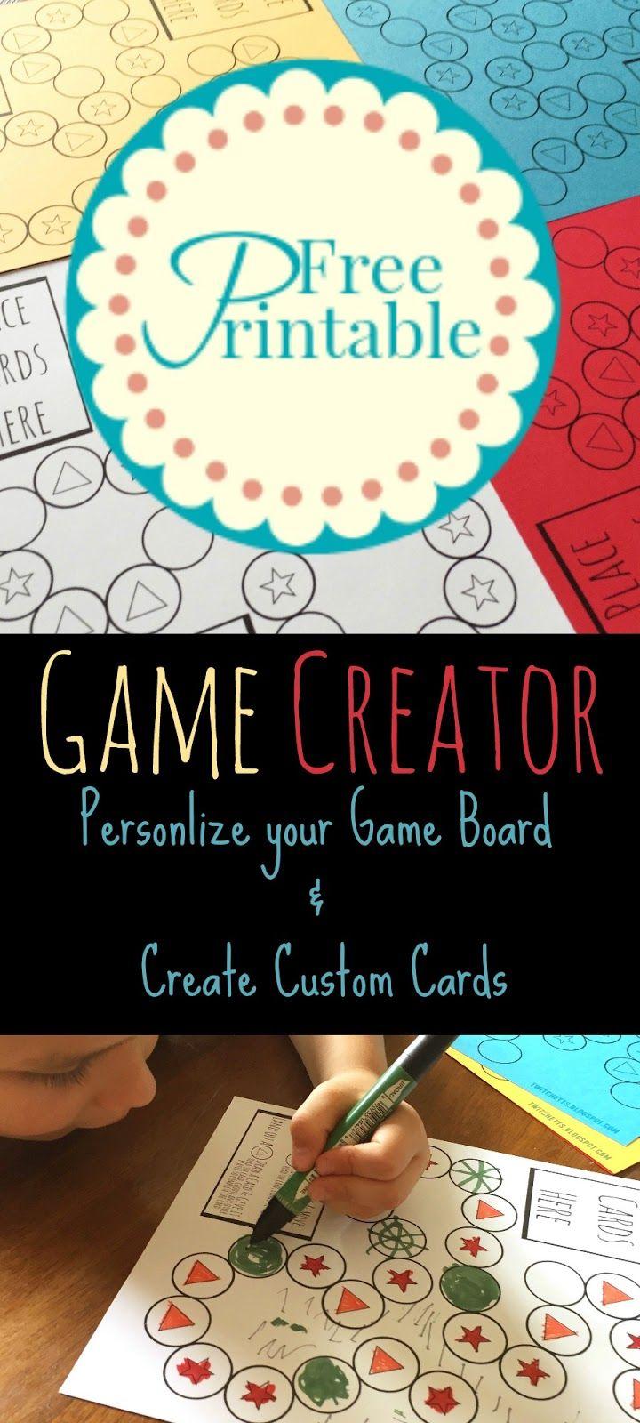 44++ Board game creator free info