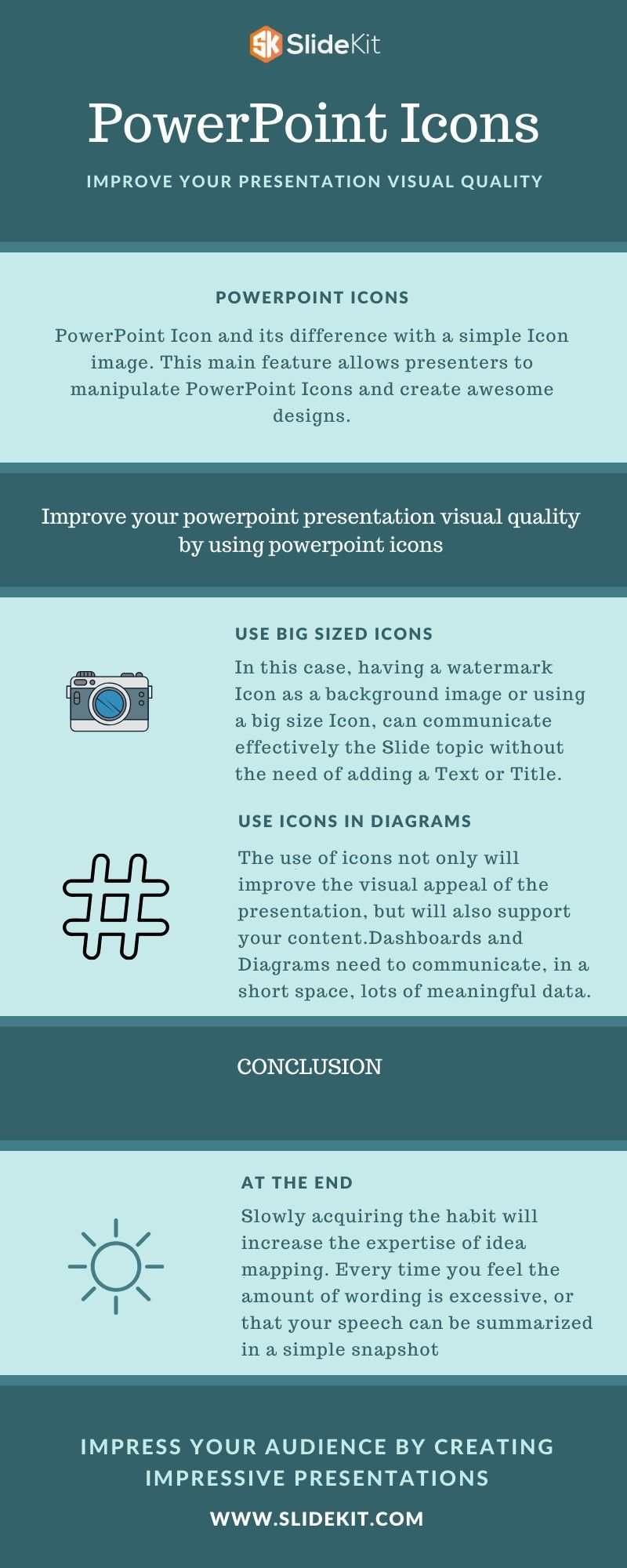 icons  improve your presentation visual quality Add some extra value or creativity in your and visual effects on your presentation by using powerpoint icons You can get a...
