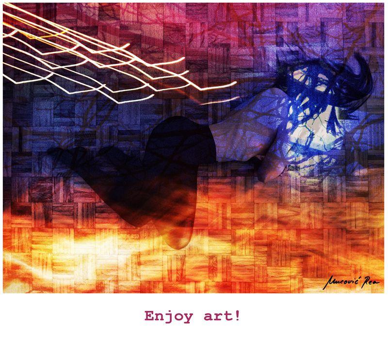 Enjoy art!