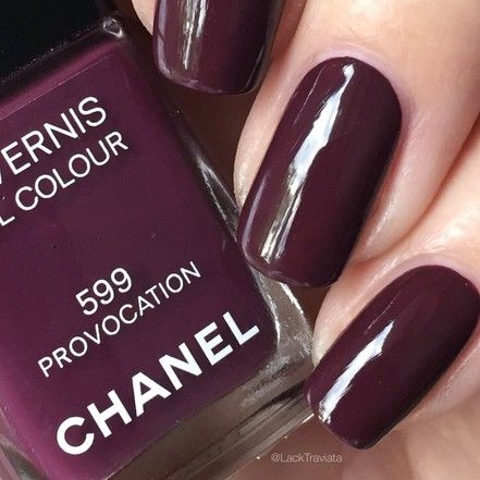 Swatch CHANEL PROVOCATION 599 by LackTraviata