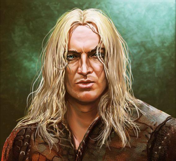 Warrior, Vlad Кrupinin on ArtStation at https://www.artstation.com/artwork/3v2LE