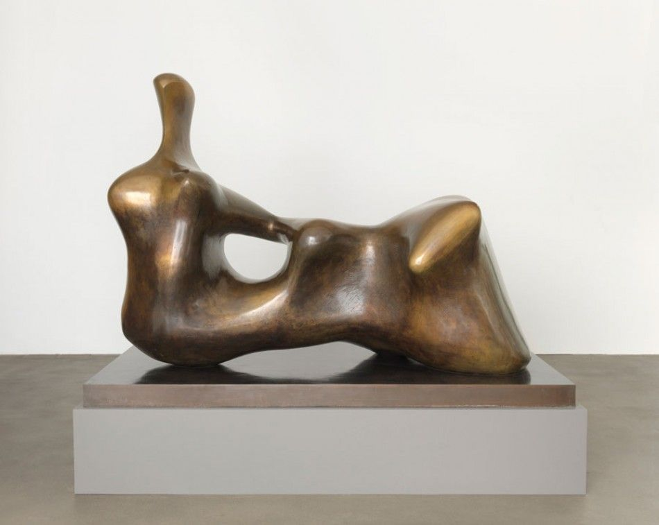 Art - The Best Sculptor in the World | Henry Moore