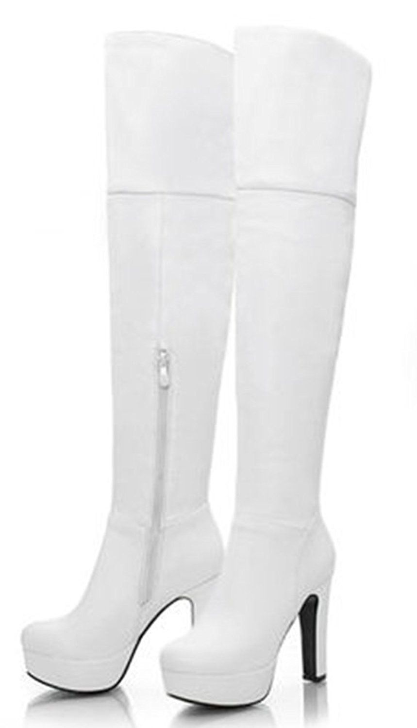 Pin On Women S White Boots