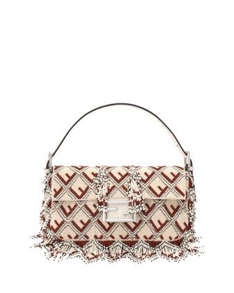 Baguette+FF+Beaded+Shoulder+Bag+by+Fendi+at+Bergdorf+Goodman. 1b176b1df9088