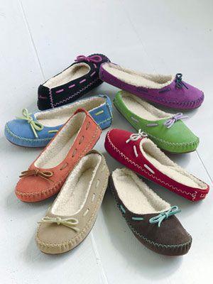 fe63f28dad81 L.L. Bean Hearthside Moccasin Women s Slippers