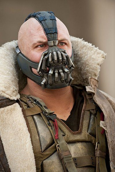 Tom Hardy Bane Cinema Batman Bane Cavaleiro Das Trevas