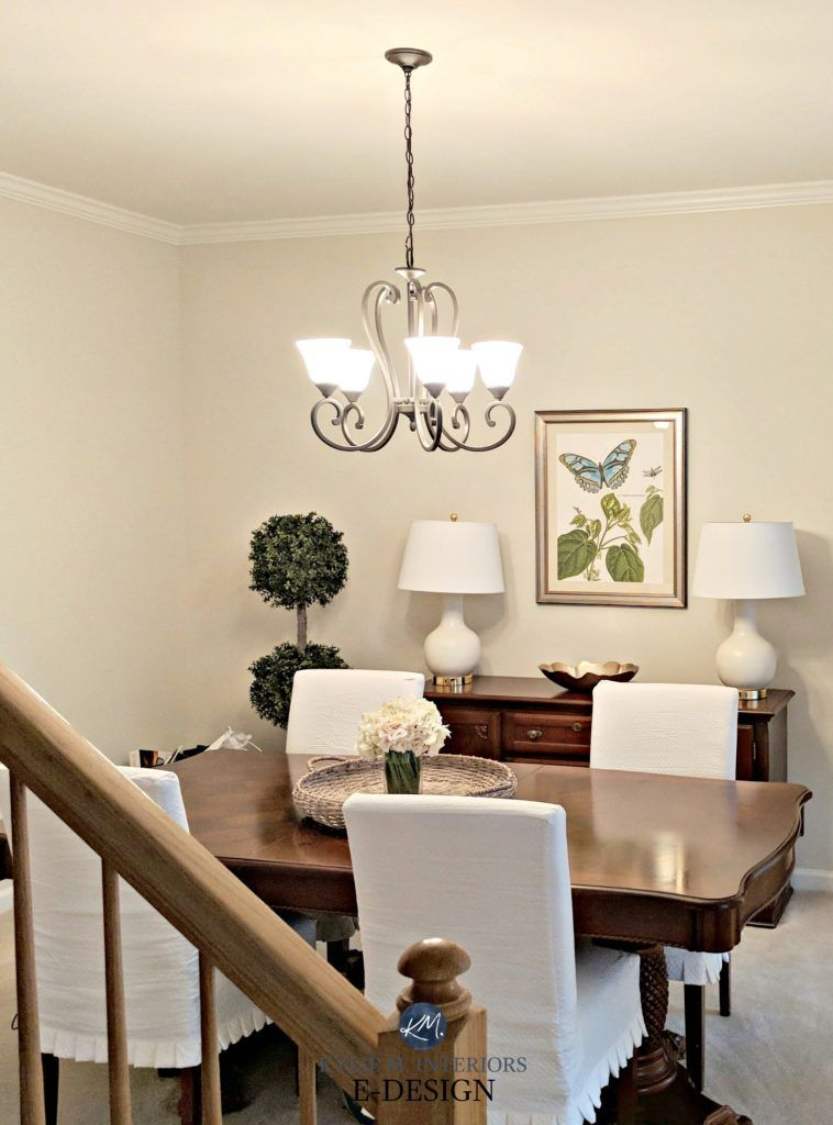 How To Choose Paint Colours For A Room With 2 Exposures Paint Colors For Living Room Dining Room Paint Colors Living Room Colors #two #tone #paint #living #room