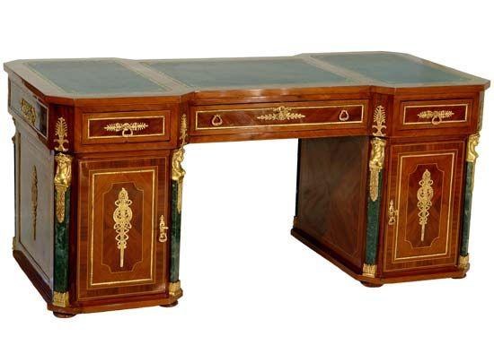 pin von andrea b auf m bel pinterest schreibtisch antik britisch und schreibtische. Black Bedroom Furniture Sets. Home Design Ideas