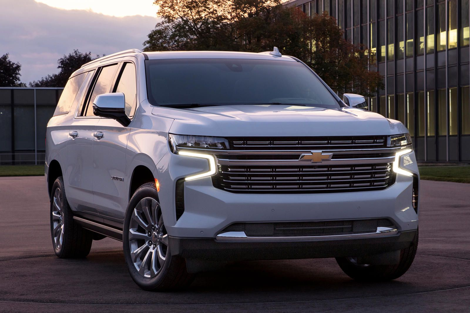 There's Another 2021 Chevy Suburban Trim Level Coming in