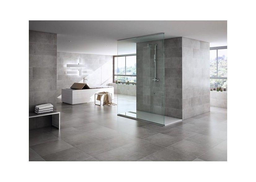 Keramische tegel modern strak badkamer moderne badkamer