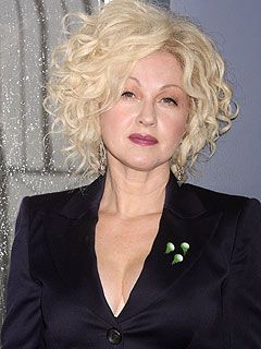 Cyndi Lauper | Hair - Short Cuts | Pinterest | Cyndi lauper ...