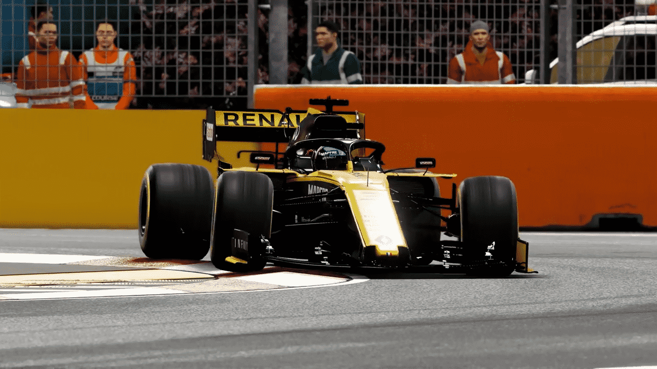 F1 2019 Patch 1.21 Released for PS4, Xbox One, and PC in