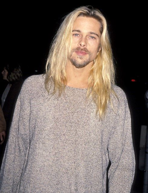 Longer Hair Searching Brad Pitt Legends Of The Fall Bleached Blonde Boys