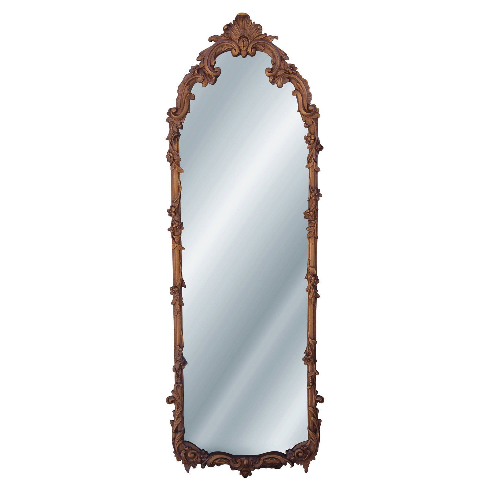 Hickory Manor House Dressing Wall Mirror - 16W x 49H in.   from hayneedle.com
