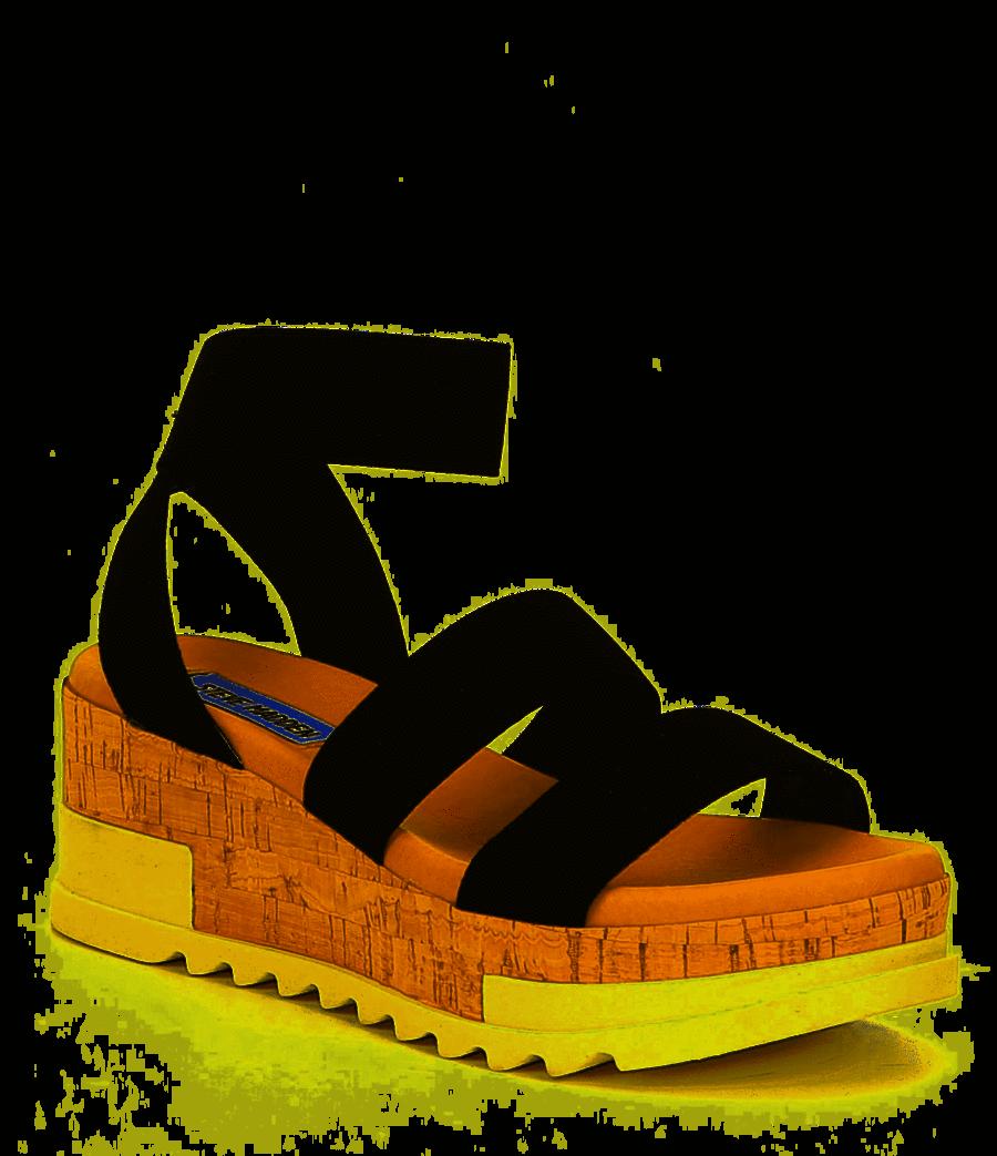 Steve Madden Bandi Wedge Sandal in 2020
