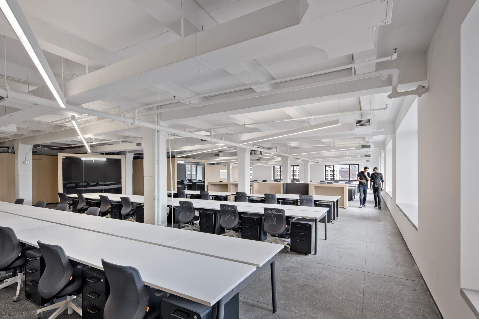 Office Tour: Managed by Q Offices  New York City