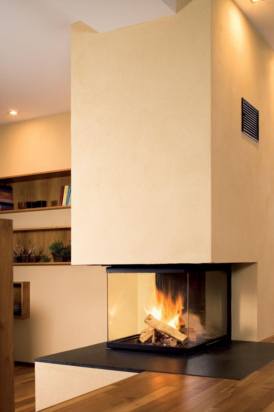 Ofenhaus Dörfler heizkamin ofenhaus dörfler fireplace in the living room
