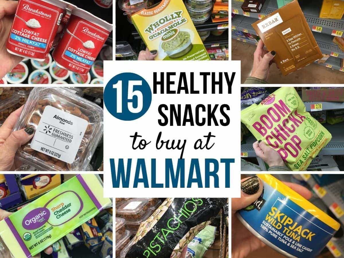 Healthy Snacks to Buy at Walmart in 2020 Healthy grocery