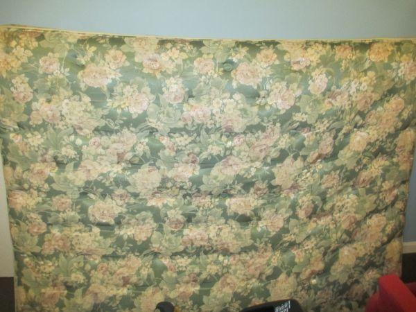 FREE Queen size mattress and box spring Queen mattress