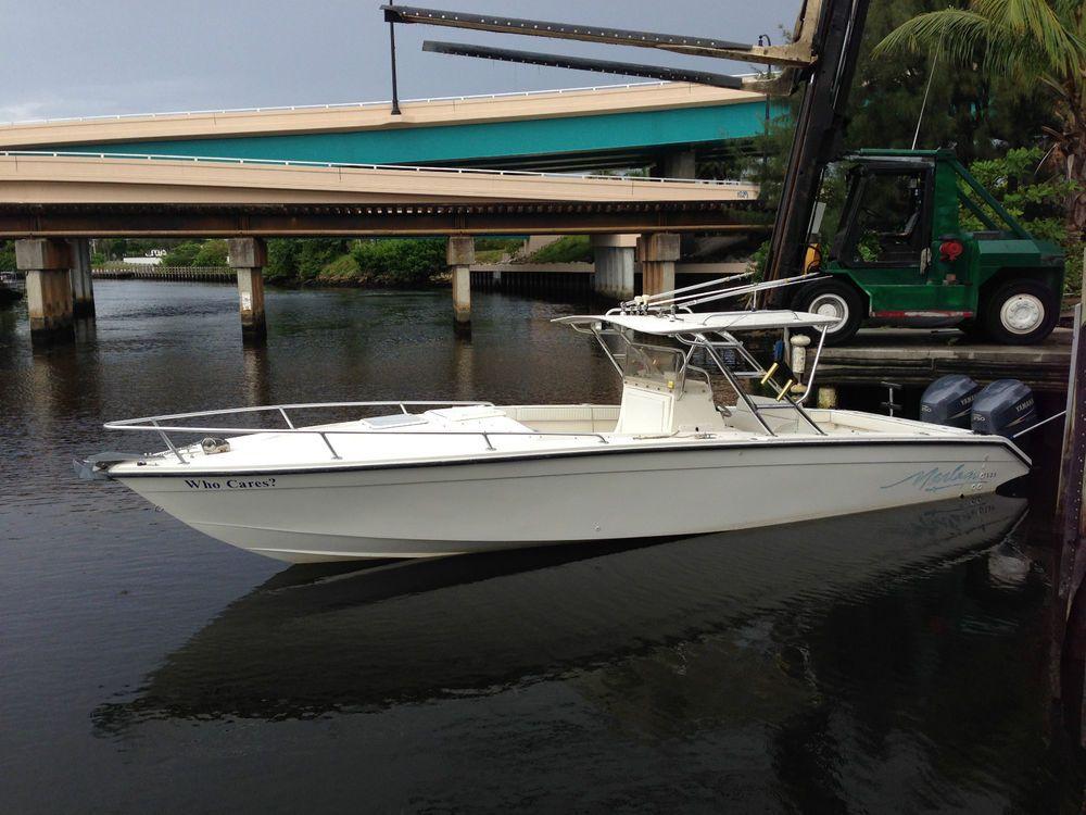 Jefferson Yachts Marlago Center Console SF35 w/ Twin Yamaha