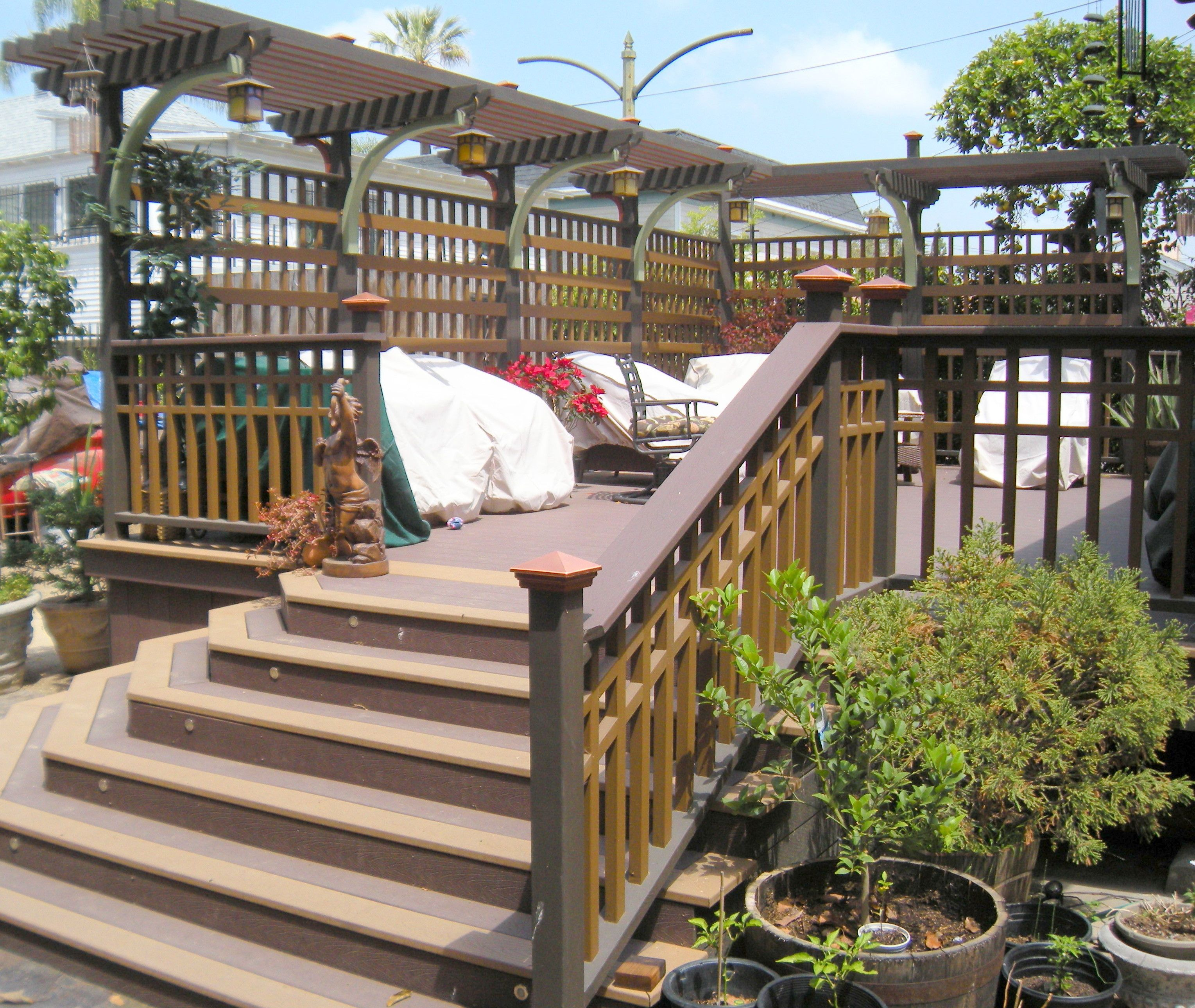 Custom Deck Design, Patio And Gazebo Contractor In Redondo Beach