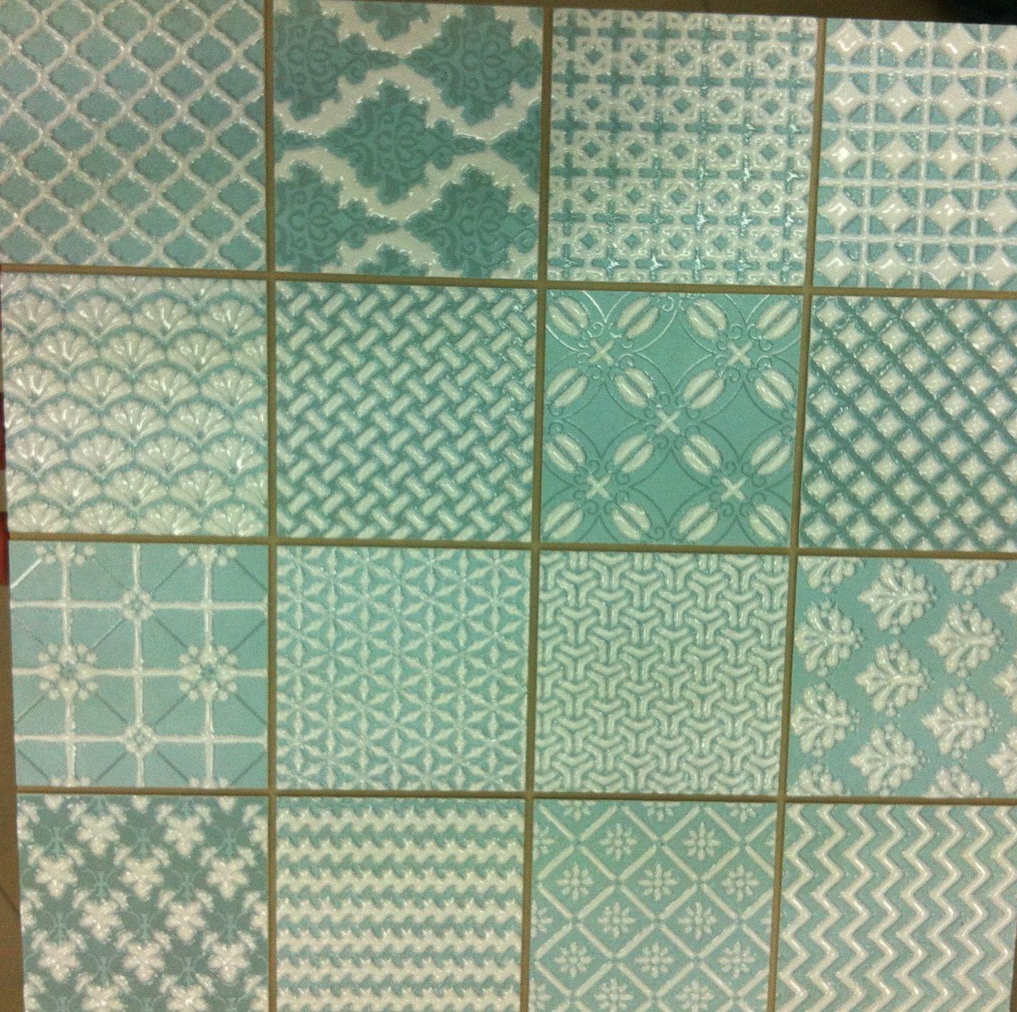 Duck Egg Green Kitchen Tiles: Love This Tile As A Kitchen Splashback