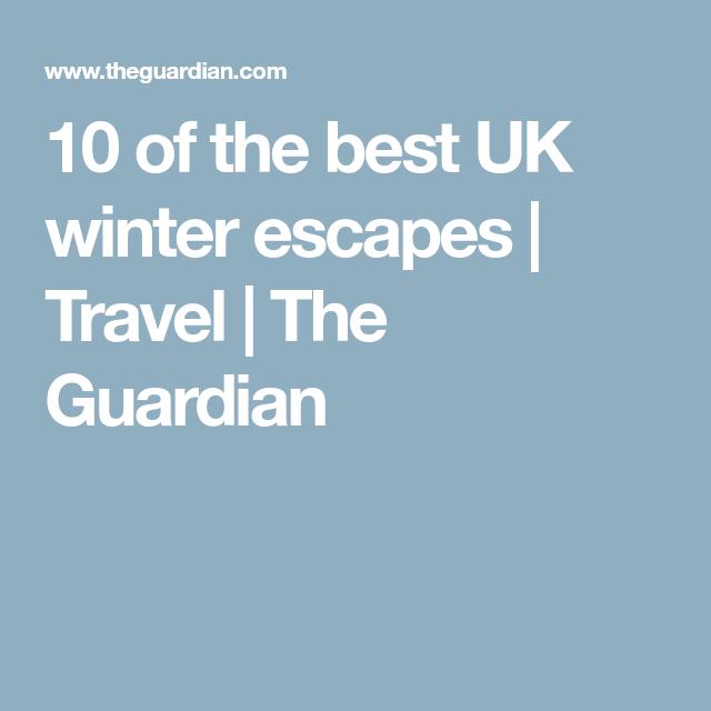 10 of the best UK winter escapes | Nigella lawson, Nigella ...