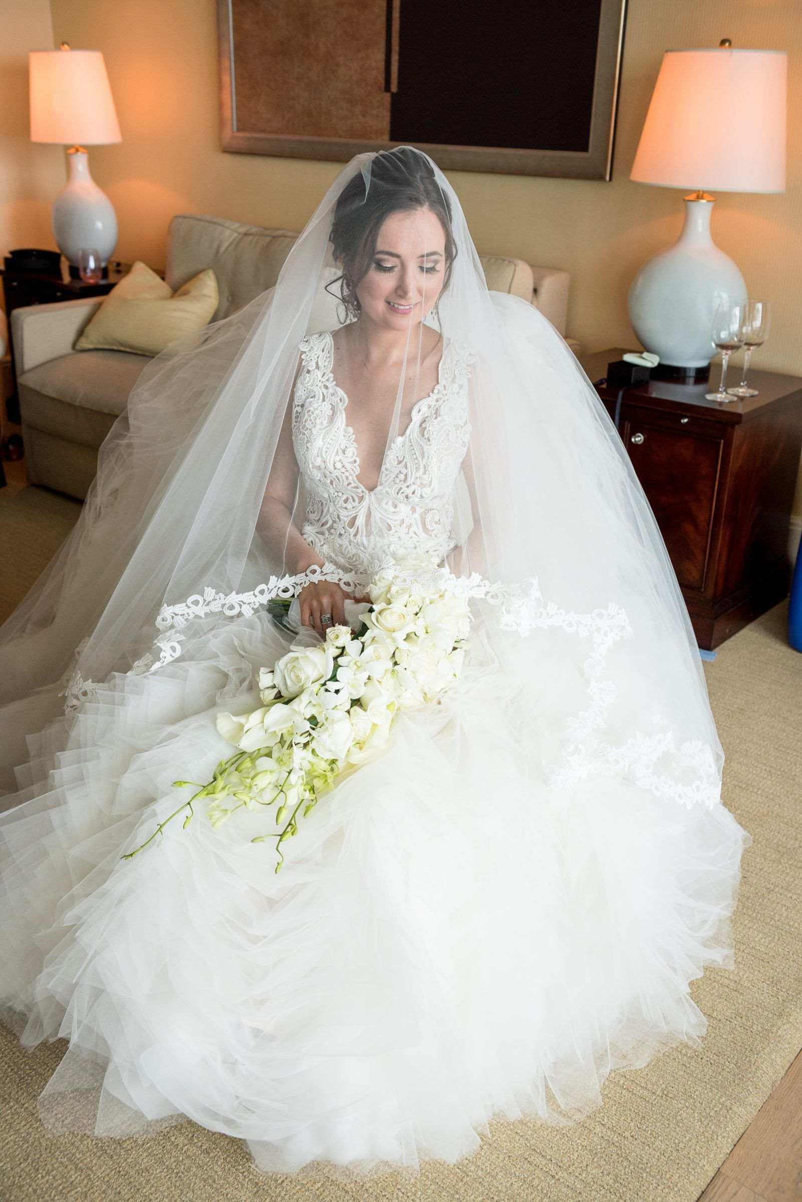 Choosing A Wedding Dress What I Wore To My Fairytale Lazaro