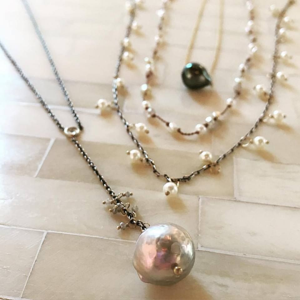 Pearls for days!!!