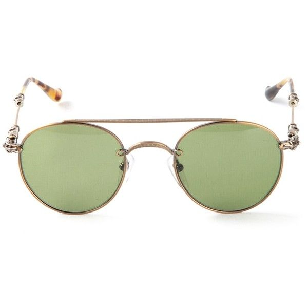 f9f54f0975 CHROME HEARTS  Bubba  sunglasses (€1.070) ❤ liked on Polyvore featuring  accessories
