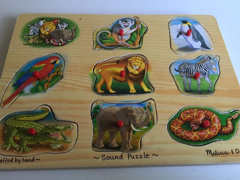 16+ Melissa and doug animal puzzle ideas in 2021
