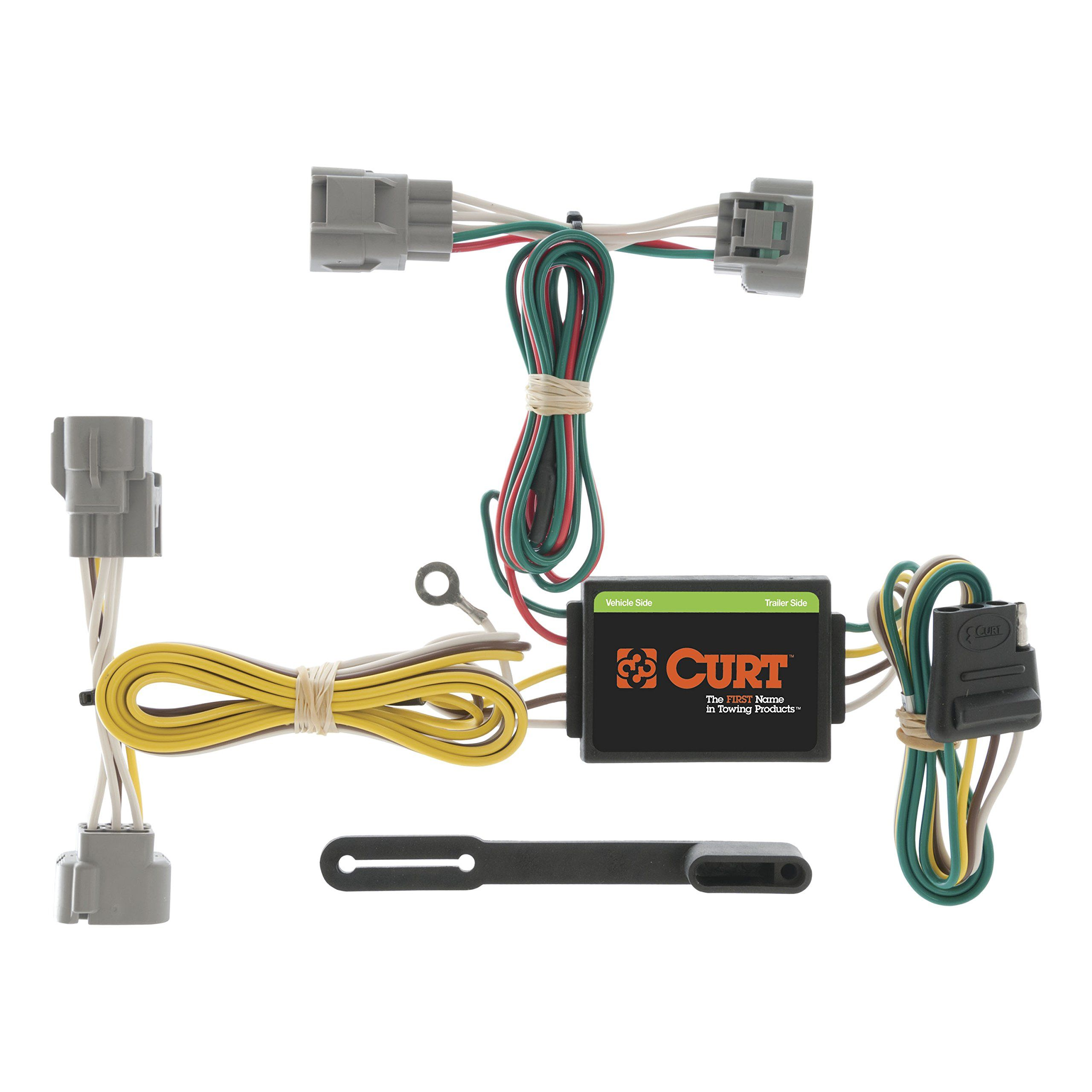 curt 55513 custom wiring harness automotive parts and accessories rh pinterest com Automotive Wiring Supplies Electrical Wiring Supplies