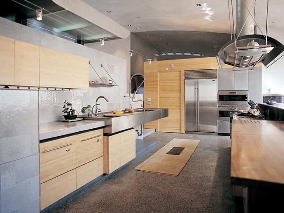 Flooring Options for Kitchens | Flooring options, Hgtv and Kitchens