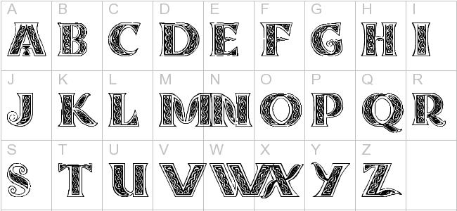 Tattoo Gaelic Font Creater: Irish Font Name Tattoo - Google Search