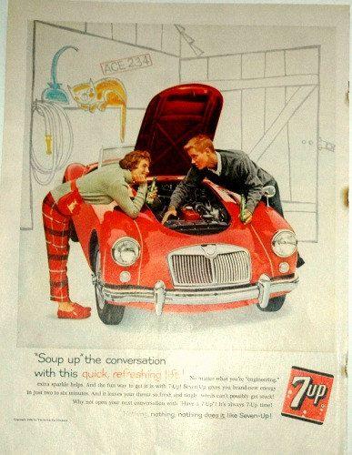 vintage 1960 advertisement