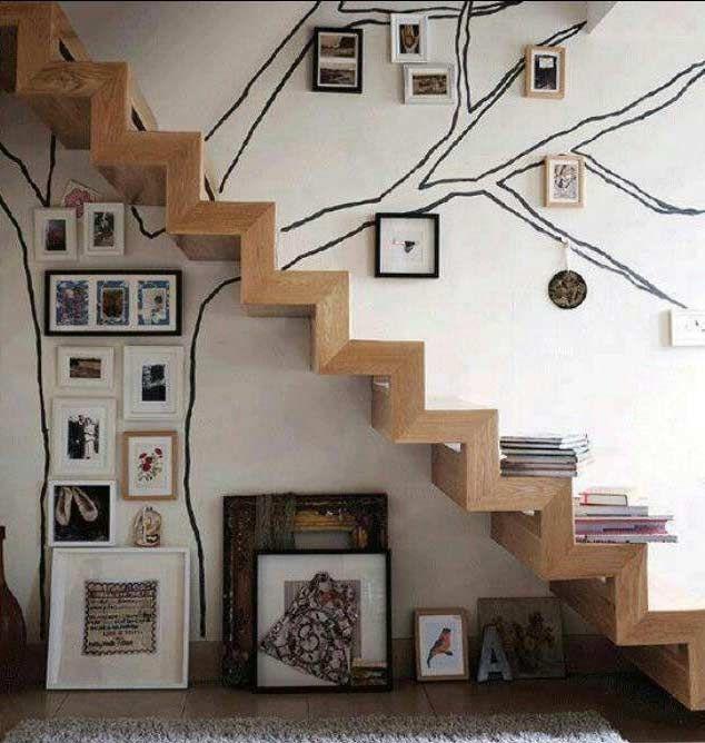 decoracion de escaleras - Buscar con Google para la casa Pinterest
