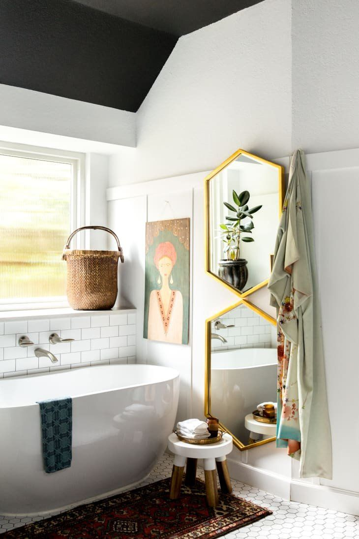 60 Small Bathroom Ideas You'll Want to Try ASAP